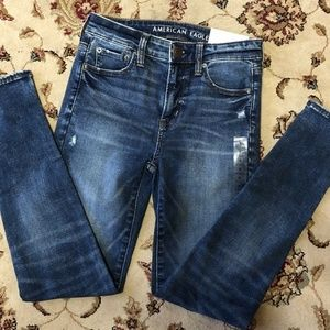 American Eagle Next Level Stretch Jegging Size 4